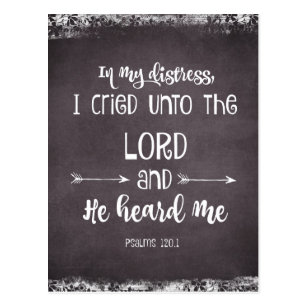 Bible verse gifts on zazzle comforting psalms bible verse postcard m4hsunfo