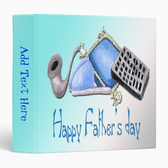 Comforts of Home - Happy Father's Day Binder