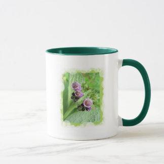 Comfrey Blossoms Mug