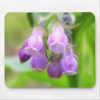 Comfrey Flowers Mouse Pad