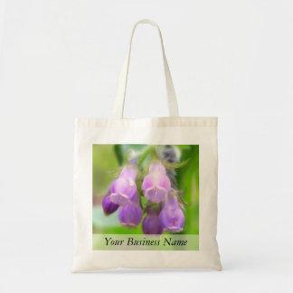 Comfrey Flowers Tote Bag