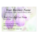 Comfrey Herb - Flowers Business Cards