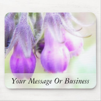 Comfrey Herb - Flowers Mouse Pad