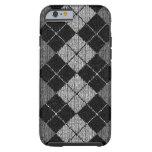 Comfy Argyle Look iPhone 6 case