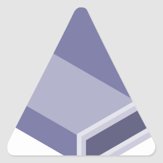 Comfy Chair Triangle Sticker
