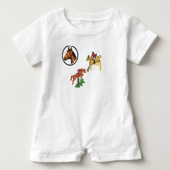 Comfy Cozy Baby Romper 100% Heather Cotton by CREATIVEforKIDS at Zazzle