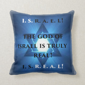 COMFY PILLOW - ISRAEL IS REAL