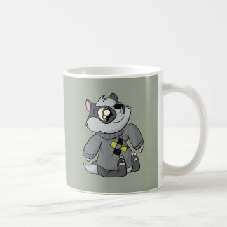 Comfy Sweater Badger! Coffee Mug