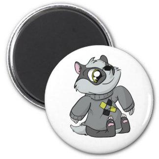 Comfy Sweater Badger! Magnet