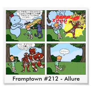 Comic #212: Allure Print - Japanese