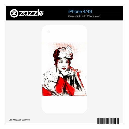 Comic 2 iPhone 4S skins