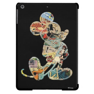 Comic Art Mickey Mouse iPad Air Case