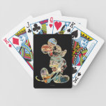 Comic Art Mickey Mouse Deck Of Cards
