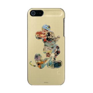 Comic Art Mickey Mouse Incipio Feather® Shine iPhone 5 Case