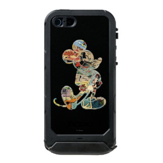 Comic Art Mickey Mouse Incipio ATLAS ID™ iPhone 5 Case
