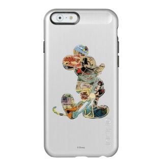 Comic Art Mickey Mouse Incipio Feather® Shine iPhone 6 Case