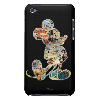 Comic Art Mickey Mouse iPod Touch Covers