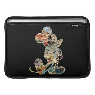 Comic Art Mickey Mouse MacBook Sleeves