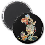 Comic Art Mickey Mouse Magnet