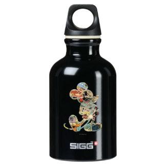 Comic Art Mickey Mouse SIGG Traveler 0.3L Water Bottle