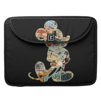 Comic Art Mickey Mouse Sleeve For MacBook Pro