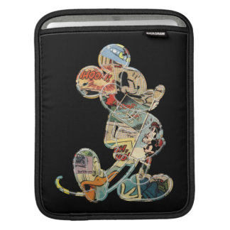 Comic Art Mickey Mouse Sleeves For iPads