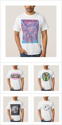 Comic Art T-Shirts