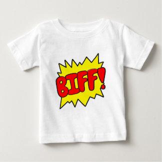 Comic 'Biff!' Baby T-Shirt