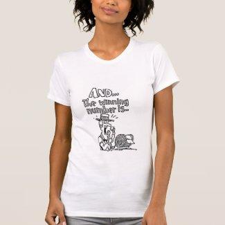 Comic Bingo T Shirt