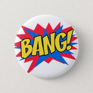 Comic book BANG Button