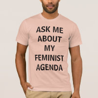 Comic Book Feminist T-Shirt
