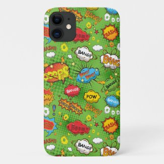 Comic Book Fun iPhone / iPad case