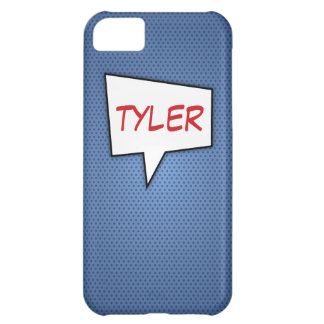Comic Book iPhone Case Cover For iPhone 5C
