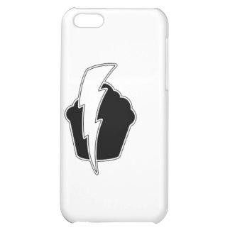 Comic Book Lightning Cupcake iPhone 5C Cover