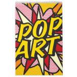 Comic Book POP ART calendar