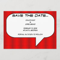Save the Date Cards<
