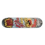 Comic Book Skateboard