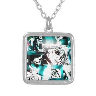 Comic Book Style Serie Custom Necklace