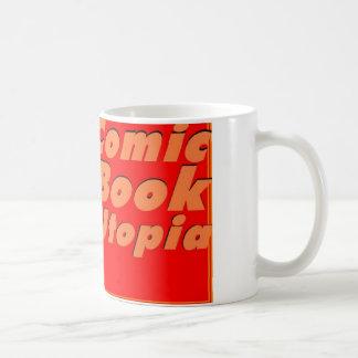 Comic Book Utopia mug