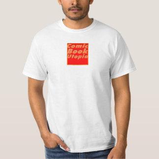 Comic Book Utopia T-Shirt
