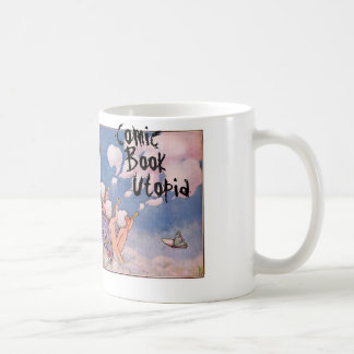 Comic Book Utopia Two mug