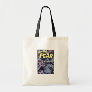 Comic Book Utopia Wf Tote Bag