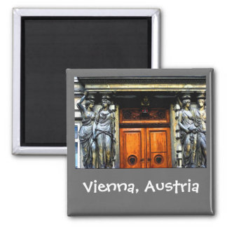 Comic book Vienna, Austria Magnet