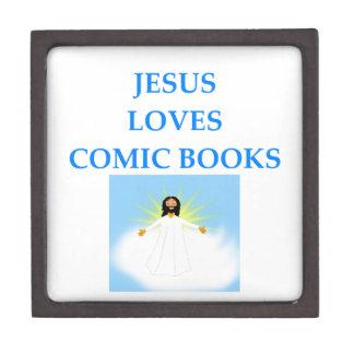 COMIC BOOKS JEWELRY BOX