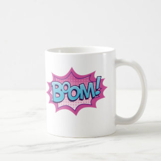 Comic Boom! Coffee Mug