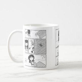 Comic Coffee Cup Coffee Mugs