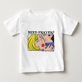 Comic Cryer Need Prayer Products 2 Tshirts
