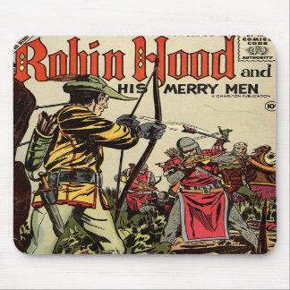 Cómic de Robin Hood Tapete De Ratones