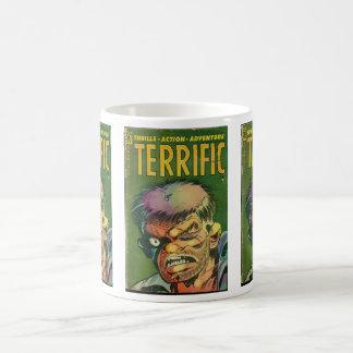 Cómic fabuloso del horror taza