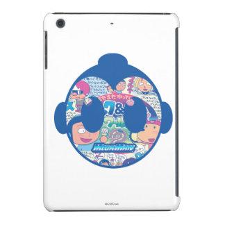 Comic Face iPad Mini Retina Cover